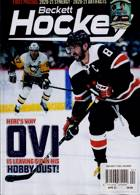 Beckett Nhl Hockey Magazine Issue APR 21