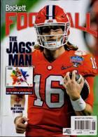 Beckett Nfl Football Magazine Issue JUN 21