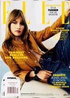 Elle French Weekly Magazine Issue NO 3931