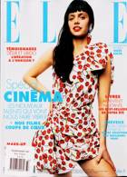 Elle French Weekly Magazine Issue NO 3933