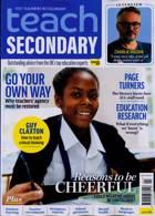 Teach Secondary Magazine Issue VOL10/4