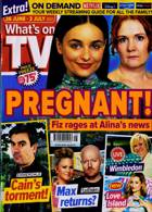 Whats On Tv England Magazine Issue 26/06/2021