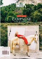 Milk Decoration Hs (Fra) Magazine Issue NO 10