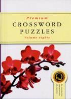 Premium Crossword Puzzles Magazine Issue NO 80
