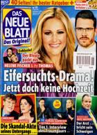 Das Neue Blatt Magazine Issue NO 15