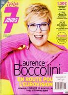 Tele 7 Jours Magazine Issue NO 3181