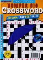 Bumper Big Crossword Magazine Issue NO 144
