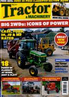 Tractor And Machinery Magazine Issue MAY 21