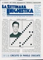 La Settimana Enigmistica Magazine Issue NO 4648