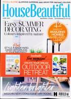 House Beautiful  Magazine Issue JUN 21