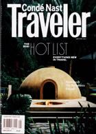 Conde Nast Traveller Usa Magazine Issue MAY-JUN