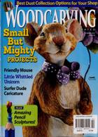 Woodcarving Illustrated Magazine Issue SUMMER