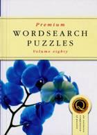 Premium Wordsearch Puzzles Magazine Issue NO 80