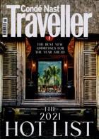 Conde Nast Traveller  Magazine Issue JUN 21
