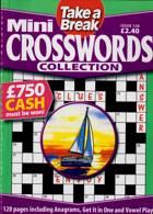 Tab Mini Crossword Coll Magazine Issue NO 128