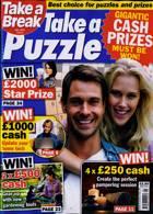 Take A Break Take A Puzzle Magazine Issue NO 5