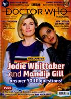 Doctor Who Magazine Issue NO 566