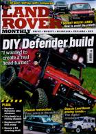 Land Rover Monthly Magazine Issue AUG 21