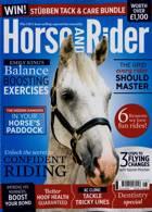 Horse & Rider Magazine Issue AUG 21