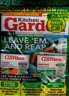 Kitchen Garden Magazine Issue AUG 21