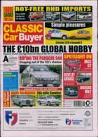 Classic Car Buyer Magazine Issue 23/06/2021