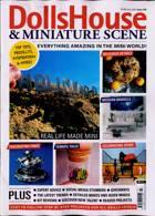 Dolls House & Miniature Scene Magazine Issue JUL 21