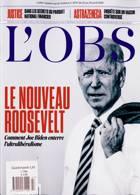 L Obs Magazine Issue NO 2947