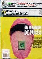 Courrier International Magazine Issue NO 1590