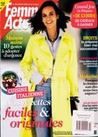 Femme Actuelle Magazine Issue NO 1906