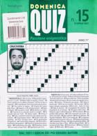 Domenica Quiz Magazine Issue 15
