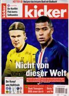 Kicker Montag Magazine Issue NO 15