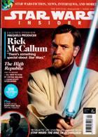 Star Wars Insider Magazine Issue NO 204