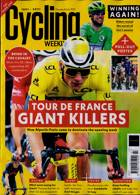 Cycling Weekly Magazine Issue 08/07/2021