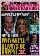 National Enquirer Magazine Issue 03/05/2021