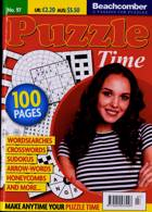 Puzzle Time Magazine Issue NO 97