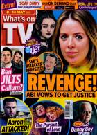 Whats On Tv England Magazine Issue 08/05/2021