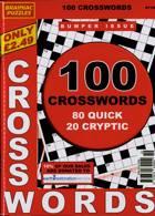 Brainiac Crossword Magazine Issue NO 119