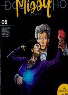 Doctor Who Comic Magazine Issue NO 8
