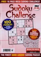 Sudoku Challenge Monthly Magazine Issue NO 205