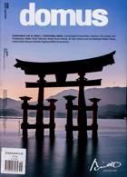 Domus It Magazine Issue NO 1056