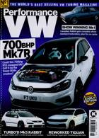 Performance Vw Magazine Issue AUG 21