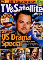 Tv And Satellite Week  Magazine Issue 10/07/2021