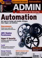 Admin Magazine Issue NO 63
