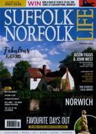 Suffolk & Norfolk Life Magazine Issue AUG 21