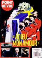 Point De Vue Magazine Issue NO 3792