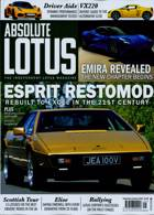 Absolute Lotus Magazine Issue NO 21