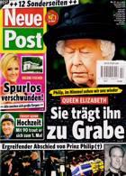 Neue Post Magazine Issue NO 17