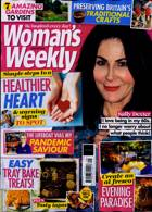 Womans Weekly Magazine Issue 20/07/2021