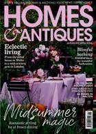 Homes & Antiques Magazine Issue JUN 21