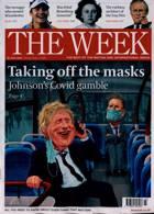 The Week Magazine Issue 10/07/2021